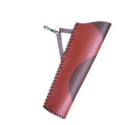 Seitenhöcher Glattleder 2 Farbig SKWSBS handgefertigt