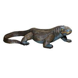 3D Tier Franzbogen Waran