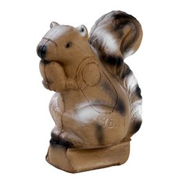 3D Tier Franzbogen Eichhörnchen