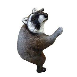 Leitold 3D Tier Waschbär kletternd