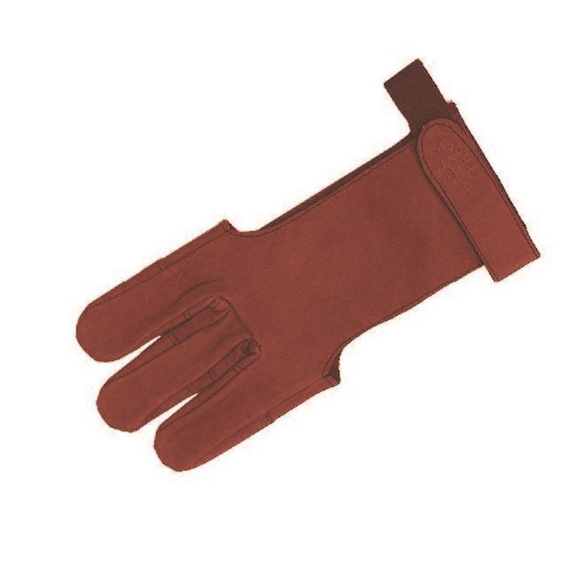 Handschuh Leder BSH braun in allen Grössen