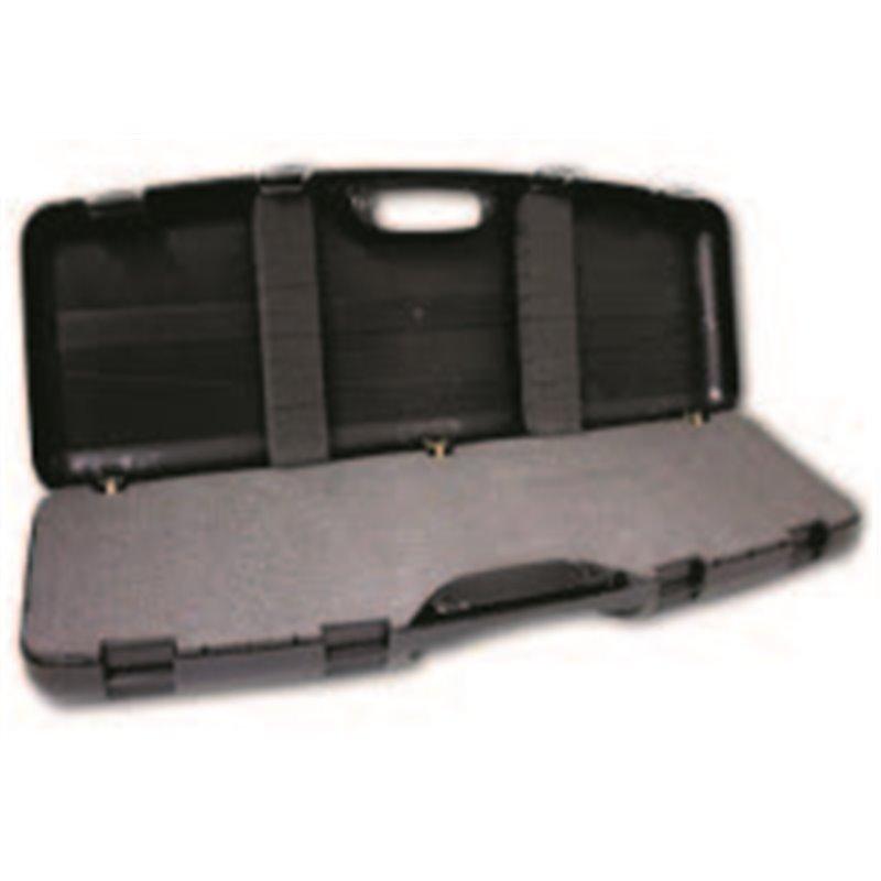 Bogenkoffer Recurve IMEG schwarz Kunststoff mit Schaumstoff Polsterung