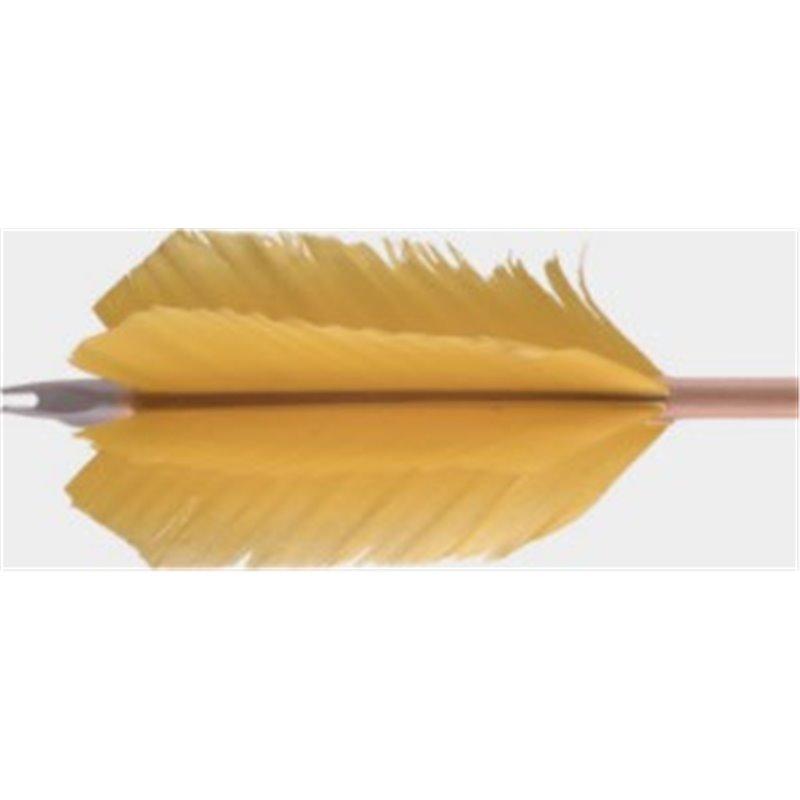 FluFlu Bremspfeil für kurze Entfernungen 6 Fach Befiederung