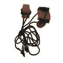 Spannschnur Recurve Lanbogen Universal Wildleder Handgefertigt BSH