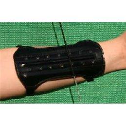 Armschutz Unterarmschutz 18x10 schwarz
