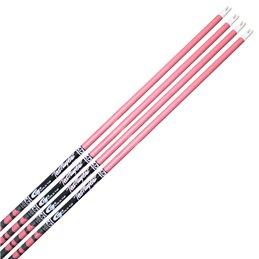 Gold Tip Schaft Ted Nugent Zebra Stripe Pink