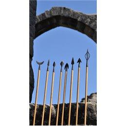 Mittelalterliche Pfeile