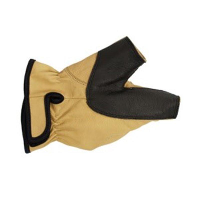 Bogenhandschuh Handschutz Ziegenleder