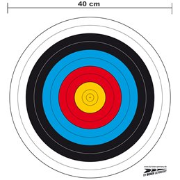 FITA Auflage, 40 cm