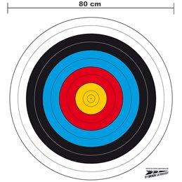 80 cm FITA Auflage