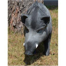 IBB 3D Tier großer & mächtiger Keiler