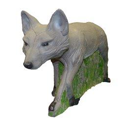 IBB 3D Tier Iberischer Schnürender Fuchs