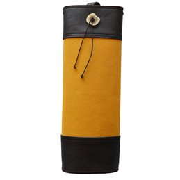 Rückenköcher Honey Baumwolle & Leder