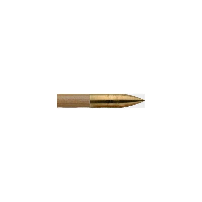 Parallel Bullet Messing Spitze 5 16 Scheibenspitze Pfeilspitze