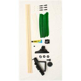 Pfeilbau Starter Set - weiß/grün_1