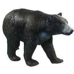 3D Tier LongLife Laufender Schwarzbär