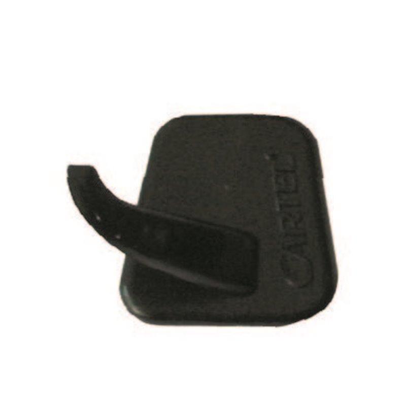 Pfeilauflage einfach aus Kunststoff schwarz 2 er Pack RH