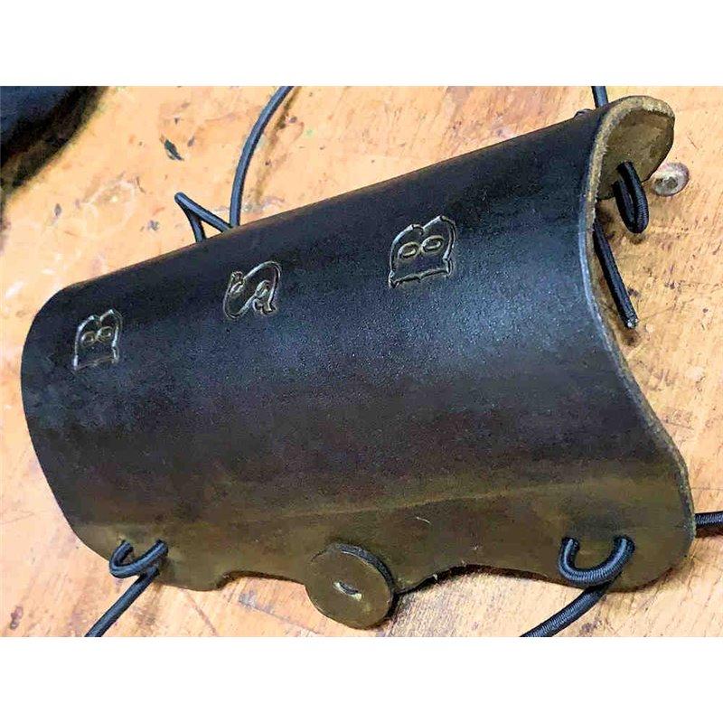 Armschutz 4mm BSB kurz groß für lange oder kräftrige Arme passgenau weich