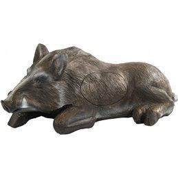3D Tier LongLife Liegender Keiler