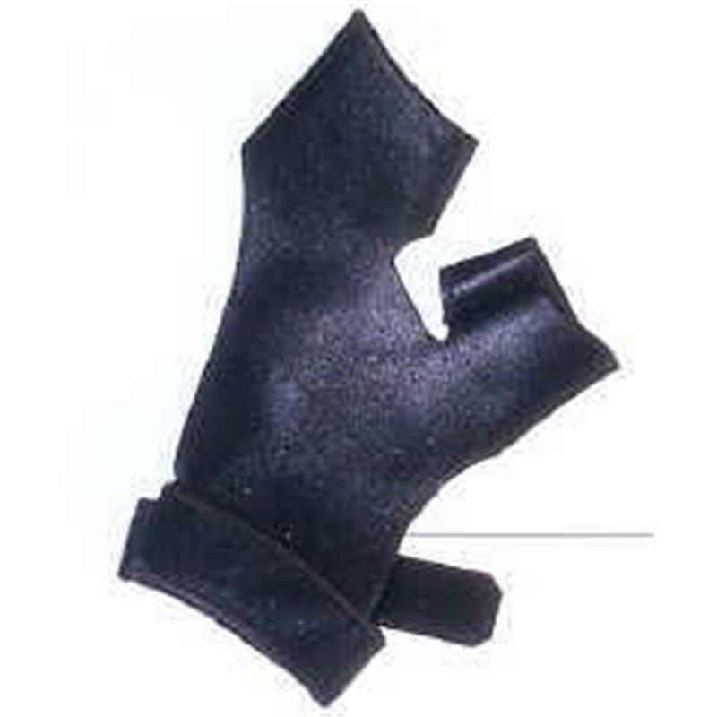 Bogenhandschuh Toskas Leder leichte Ausführung