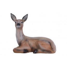 3D Tier LongLife Liegendes Reh