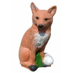 IBB 3D Tier sitzender Fuchs