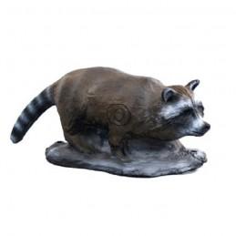 3D Tier LongLife Waschbär
