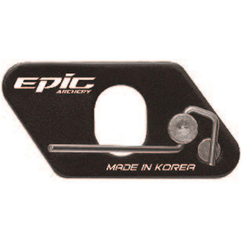 Pfeilauflage Magnetisch EPIC mit Stahlbügel