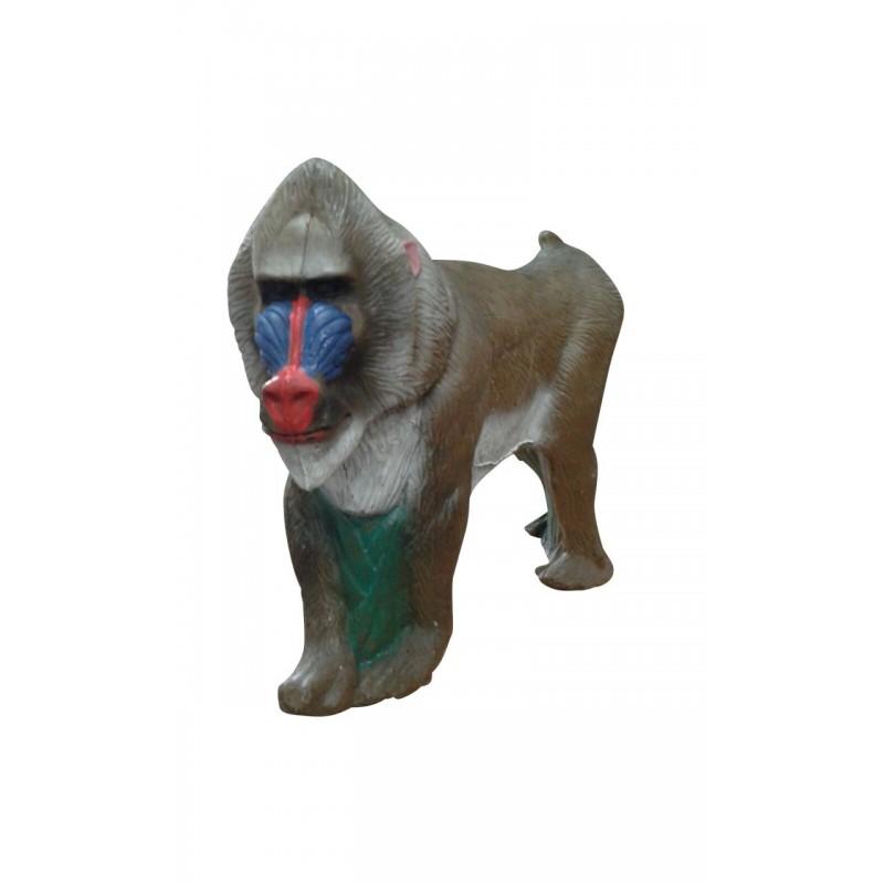 IBB 3D Tier Mandrill / Pavian Premiumschaum