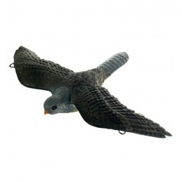 3D Tier Franzbogen fliegender Wanderfalke Premiumschaum