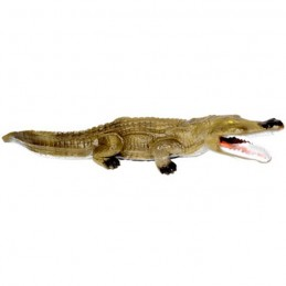 3D Tier Franzbogen Krokodil klein Premiumschaum