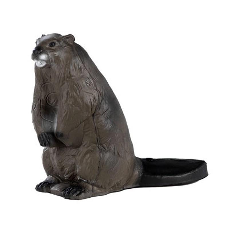 3D Tier Franzbogen stehender Biber Premiumschaum
