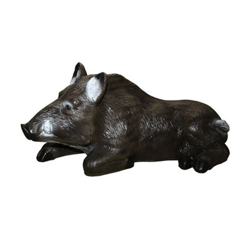 3D Tier Franzbogen Eber liegend Premiumschaum