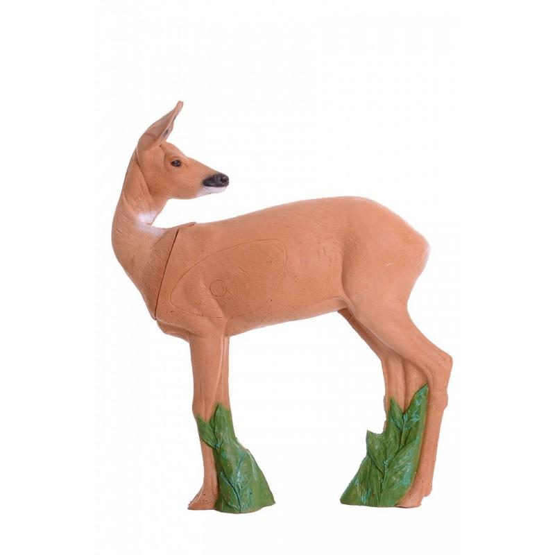 IBB 3D Tier Rehgeiß zurückschauend