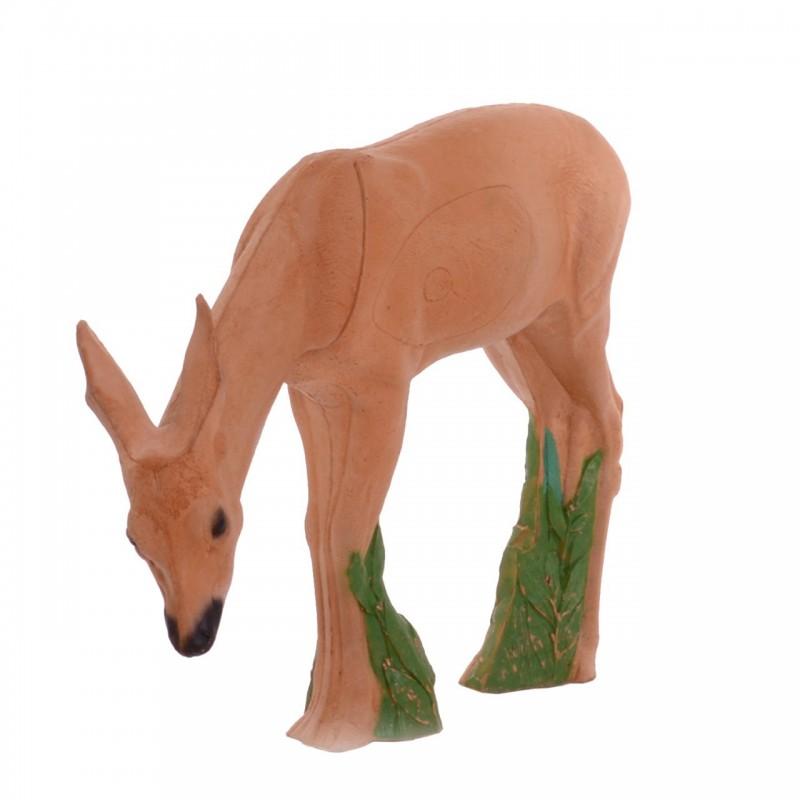 IBB 3D Tier Rehgeiß äsend