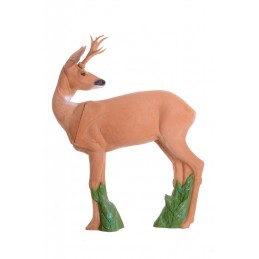 IBB 3D Tier Rehbock zurückschauend