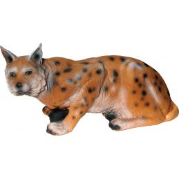 3D Tier LongLife liegender Luchs
