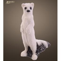 IBB 3D Tier Wiesel im Winterfell