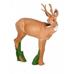 IBB 3D Tier Rehbock nach rechts schauend