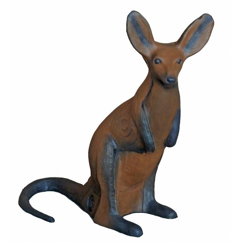 Leitold 3D Tier Känguru