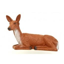 Leitold 3D Tier Rehgeiß liegend