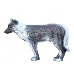 Leitold 3D Tier Wolf laufend