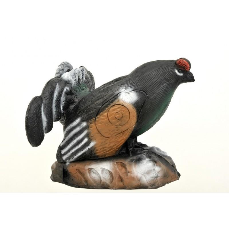 Leitold 3D Tier Birkhahn balzend