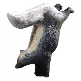 Leitold 3D Tier Stinktier auf Vorderbeinen