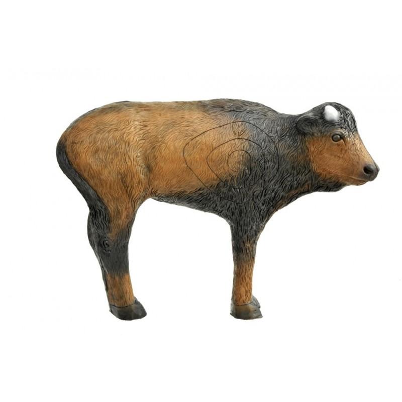 Leitold 3D Tier Bisonkalb stehend