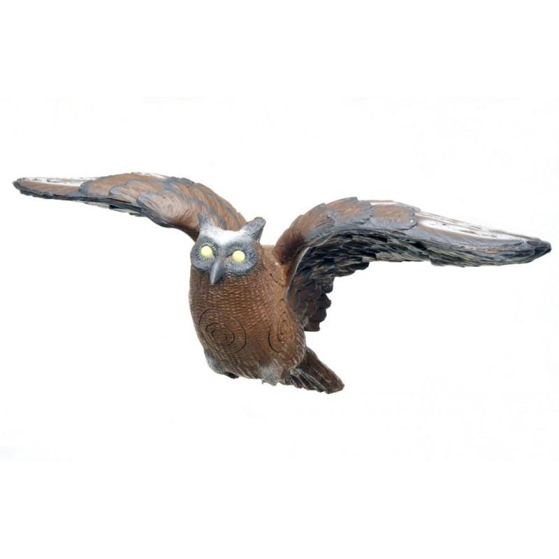 Leitold 3D Tier Uhu fliegend