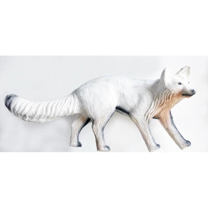 Leitold 3D Tier Polarfuchs laufend