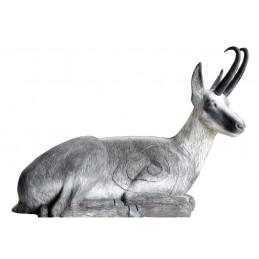 Leitold 3D Tier Gämse liegend