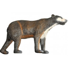 Leitold 3D Tier Braunbär laufend