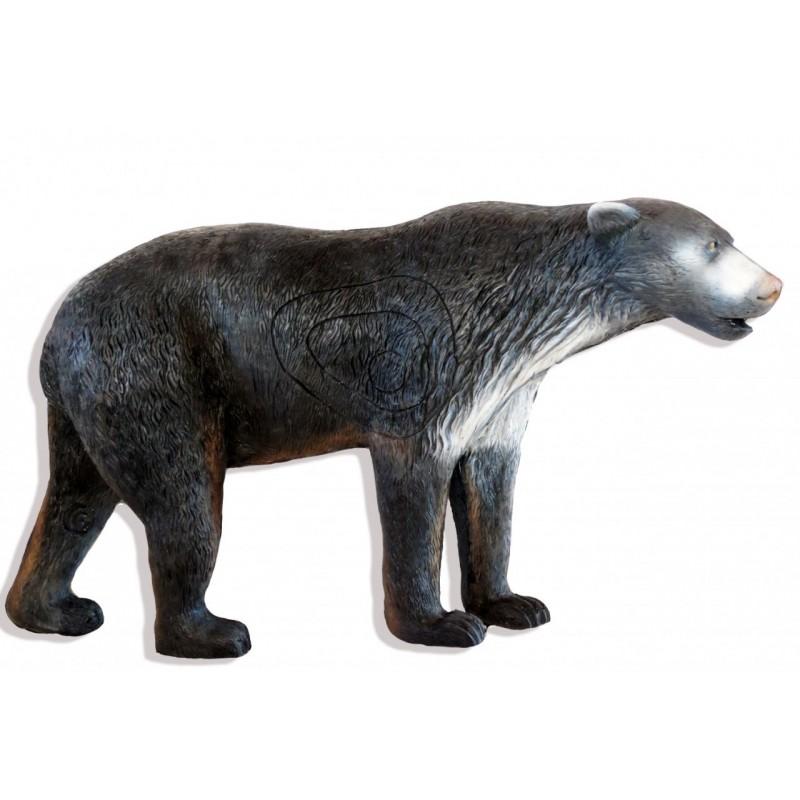 Leitold 3D Tier Schwarzbär laufend